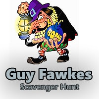 Guy Fawkes Photo Scavenger Hunts