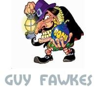 Guy Fawes Scavenger Hunt