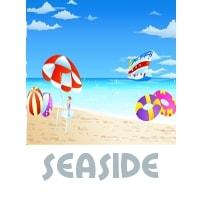 Seaside Scavenger Hunt Clues - Image of a beach