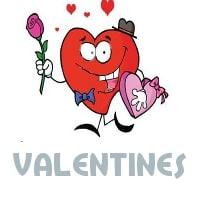 Valentines Scavenger Hunt Clues